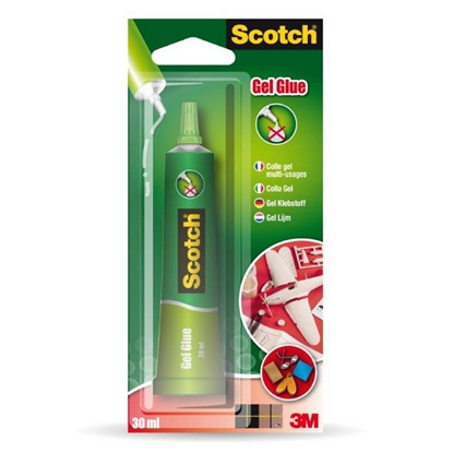 Attēls no 3M Līme   Scotch gel 30ml