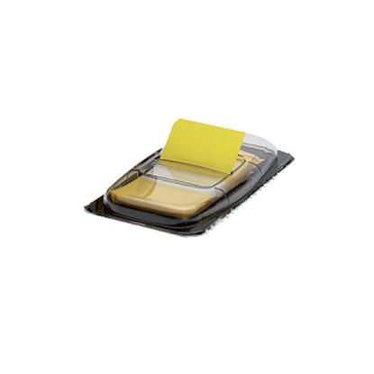 Picture of 3M Pašlīpošie indeksi POST-IT 25.4x43.2mm, 50 lapiņas dzeltenā krāsā