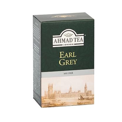 Picture of AHMAD Beramā melnā tēja   EARL GREY, 100 g