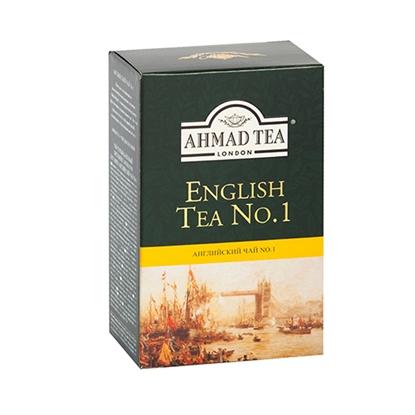 Picture of AHMAD Beramā melnā tēja   ENGLISH TEA No. 1, 100 g