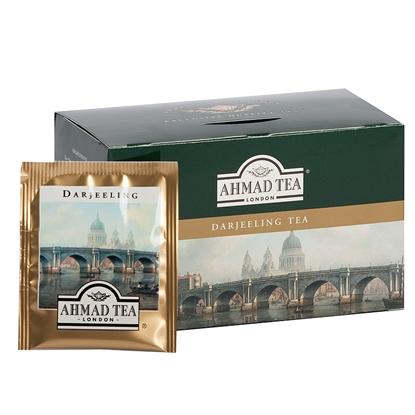 Picture of AHMAD Melna tēja   Alu DARJEELING, 20 maisiņi paciņā