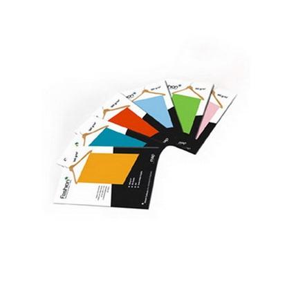 Attēls no ANTALIS Krāsains papīrs IMAGE COLORACTION 80g/m2, A4 50 loksnes/iepak. tumši zaļā krāsā (Nr.63)
