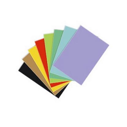 Изображение ANTALIS Krāsains papīrs KASKAD, 64x90 cm, 225gr/m2, rozā krāsa, 1 loksne (Nr.22)