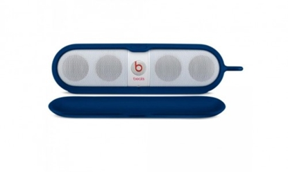 Изображение APPLE Beats Pill Sleeve Blue World