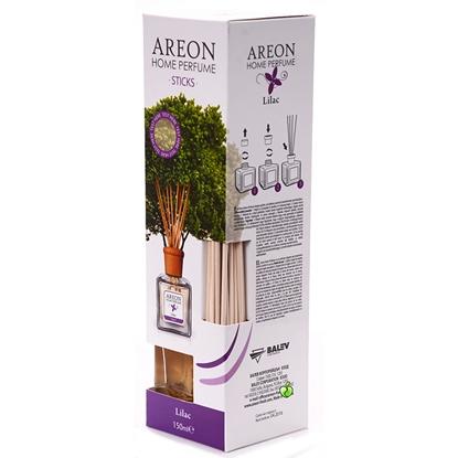 Изображение AREON Gaisa atsvaidzinātājs   Perfume Lilac, ceriņu, ar kociņiem, 150 ml