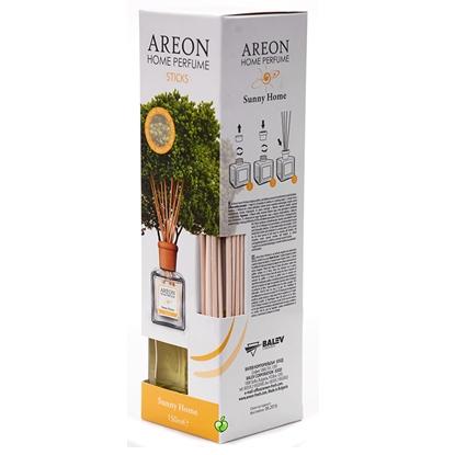 Изображение AREON Gaisa atsvaidzinātājs   Perfume Sunny Home, ar kociņiem, 150 ml