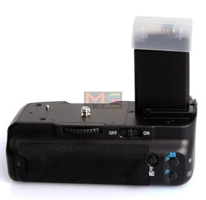 Attēls no Battery grip  Meike Canon 450D, 500D, 1000D