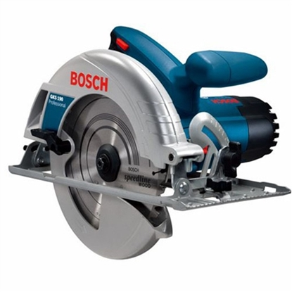 Attēls no Bosch Circular Saw GKS 190 1400 W, 190 mm