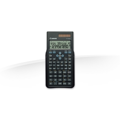 Attēls no Canon F-715SG calculator Pocket Scientific Black