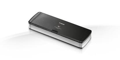 Attēls no Canon imageFORMULA P-215II 600 x 600 DPI Sheet-fed scanner Black, Grey A4