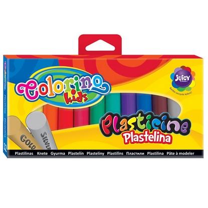 Attēls no COLORINO Plastilīns   12 krāsas