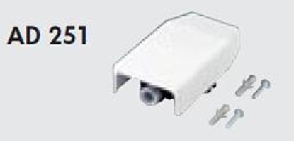 Attēls no DEDIETRICH Bezvadu āra gaisa sensors AD251