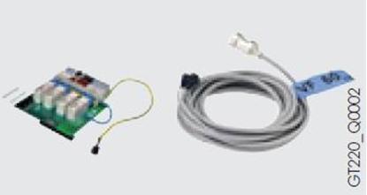 Attēls no DEDIETRICH PCB plate + sensors jaucējvārstam AD249