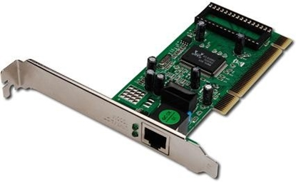 Изображение DIGITUS   Gigabit Ethernet PCI card adapter, 32 Bit