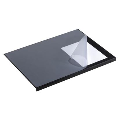 Изображение DURABLE Galda segums   ar plēvi, izmērs 65x50 cm, melns