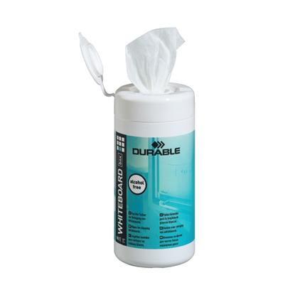 Picture of DURABLE Salvetes tāfeles tīrīšanai  , 100 gab./iepak.