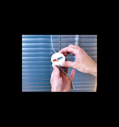 Attēls no Auklas vītne žalūzijai (2 gab.) PTCHILD 51035