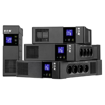 Attēls no 650VA/400W UPS, line-interactive, IEC 3+1