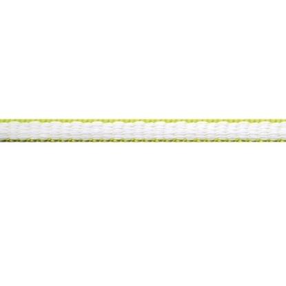 Attēls no EDELRID Dyneema Sling 11 mm 71567 / Balta / Zaļa / 60 cm