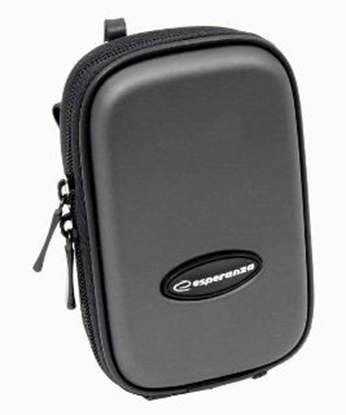 Attēls no ESPERANZA   Bag / Case for Digital camera and Accessories ET123 |Czarne