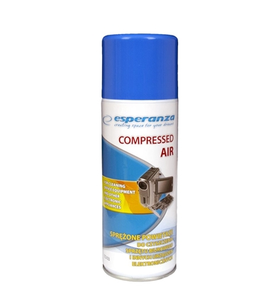 Attēls no ESPERANZA   ES103 400ml Compressed Air