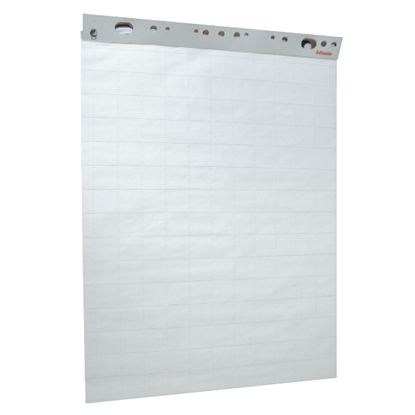 Picture of ESSELTE Papīra bloks  , 60 x 85 cm, 50 lapas, baltas