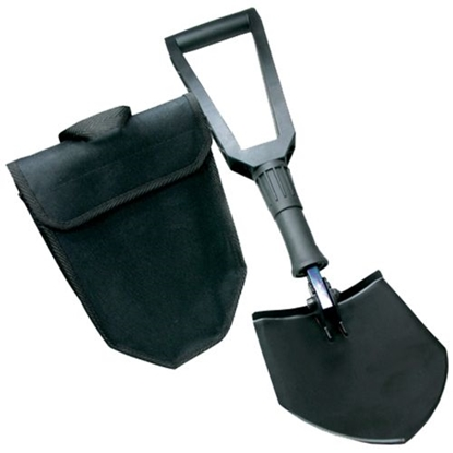 Attēls no EUROTRAIL Double Folding Shovel