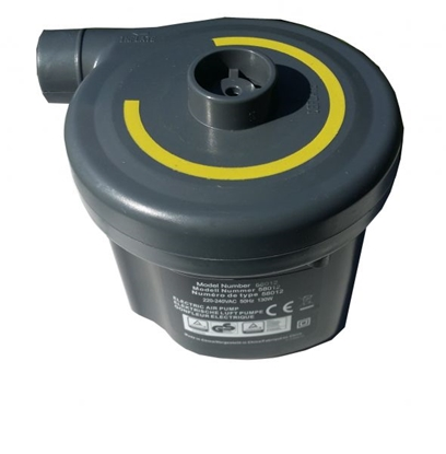 Picture of EUROTRAIL Electric Pump / Melna