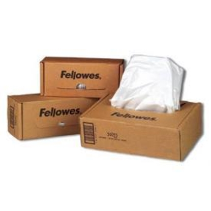Attēls no Fellowes - Powershred Waste Bags for 90S, 99Ci & 'B' Series Shredders