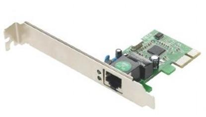 Attēls no GEMBIRD   1-GIGABIT PCI-Express Fast Ethernet Card, Realtek chipset