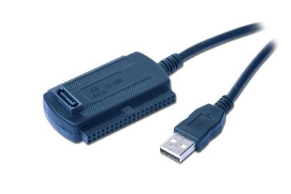 """Attēls no Adapteris Gembird USB - IDE2.5""""/3.5"""""""