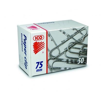 Изображение ICO Saspraudes   75 mm, 50 gab/kastītē