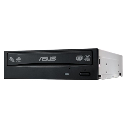 Attēls no ASUS DRW-24D5MT optical disc drive Internal Black DVD Super Multi DL