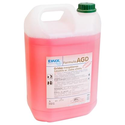 Изображение JUSMA Grīdas mazgāšanas līdzeklis ar vaska efektu EWOL Professional Formula AGD Multi, 5 L