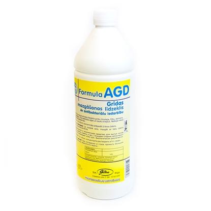 Изображение JUSMA Grīdas mazgāšanas līdzeklis EWOL Professional Formula AGD, antibakteriālais, 1 L
