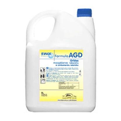 Изображение JUSMA Grīdas mazgāšanas līdzeklis EWOL Professional Formula AGD, antibakteriālais, 5 L