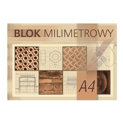 Picture of KRESKA Milimetru albums   A3, 20 lapas, 80gr/m2