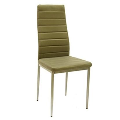 Attēls no Krēsls DEBI 42x52xH96cm t.pelēks