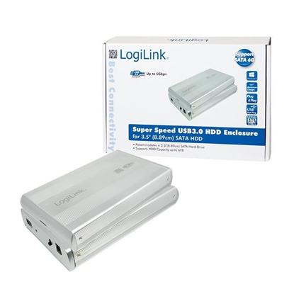 Изображение LOGILINK UA0107A LOGILINK - Case to HDD