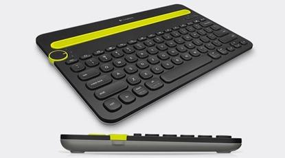 Attēls no Klaviatūra Logitech Multi Device K480 Bezvadu