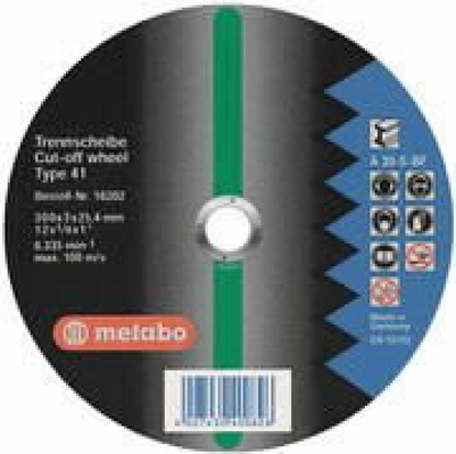 Picture of METABO Griezējdisks metālam 350x3,0x25,4 mm CS 23-355