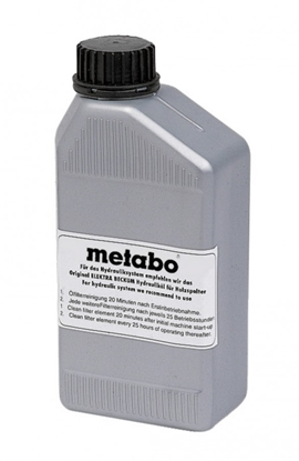 Picture of METABO Hidrauliskā eļļa 1.0 L. HLP 22
