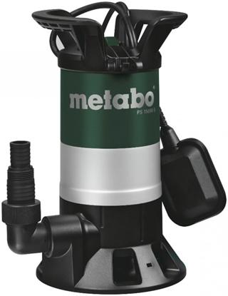 Изображение METABO Iegremdējams netīrā ūdens sūknis PS 15000 S