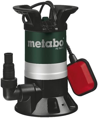 Изображение METABO Iegremdējams netīrā ūdens sūknis PS 7500 S