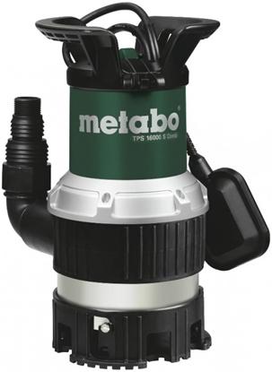 Изображение METABO TPS 16000 S Combi iegremdējams tīrā/netīrā ūdens sūknis