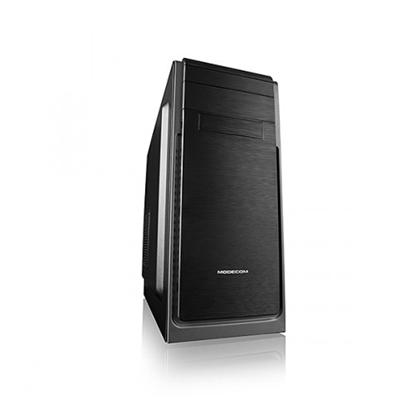 Attēls no MODECOM   Case computer HARRY 3 Midi, USB 3.0 x 1 / USB 2.0 x 2 / HD-AUDIO/ W/O FA