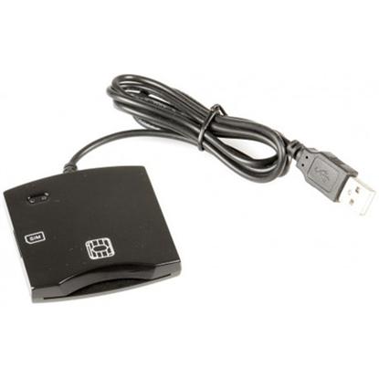Attēls no ID Karšu lasītājs Dni electronico USB 2.0