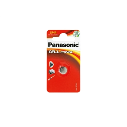 Picture of Panasonic CELL Power AG13/LR44/357, Micro Alkaline, 6 pc(s)