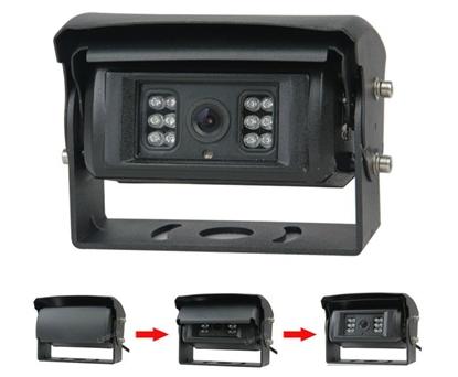 """Изображение RC6011S 1/3"""" Sharp CCD kamera ar automātisku žalūziju"""