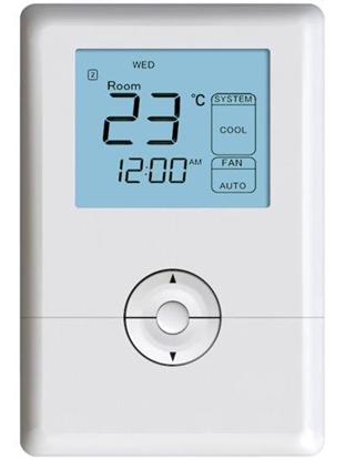 Picture of Remote control thermostat set